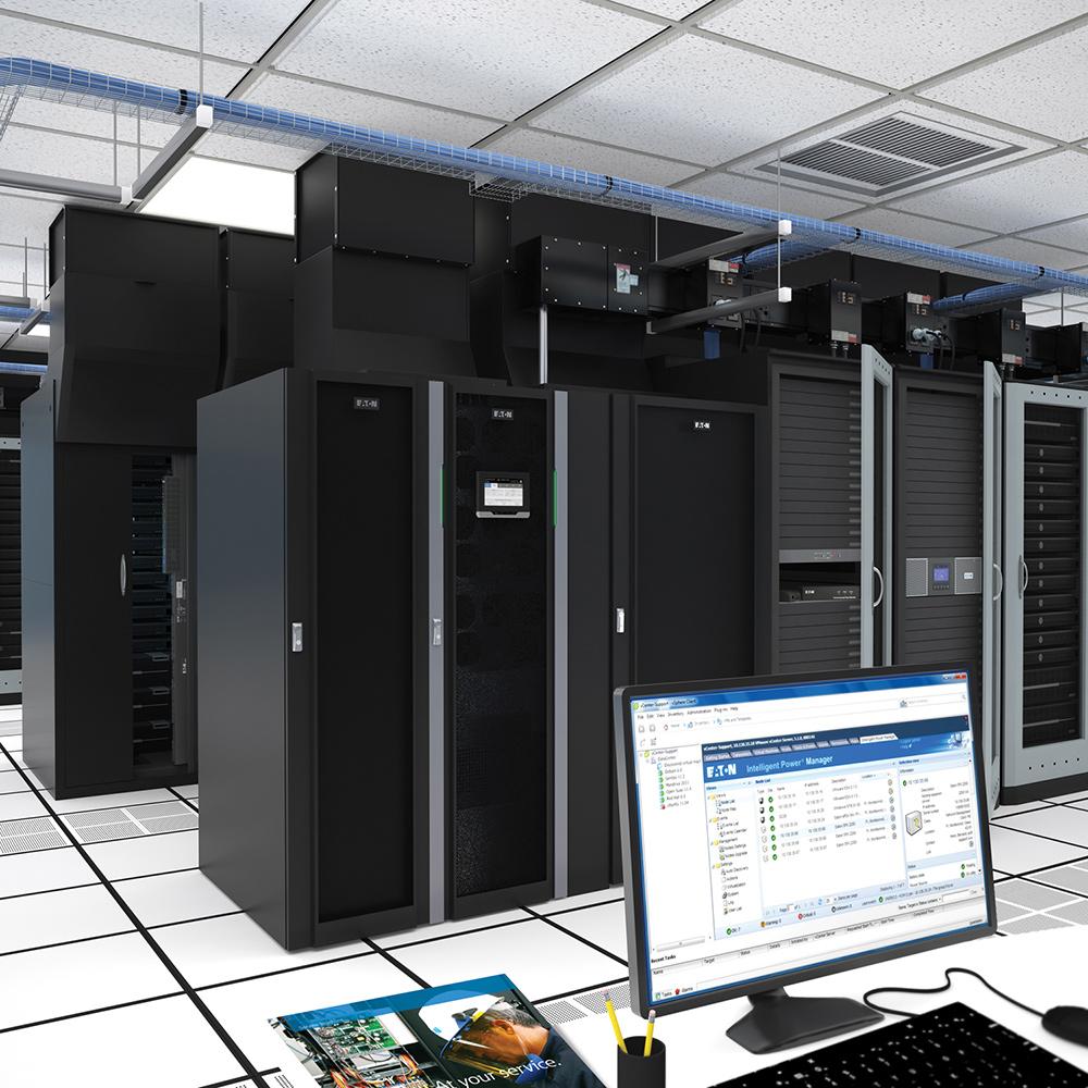 Eaton Data Center Power Equipment