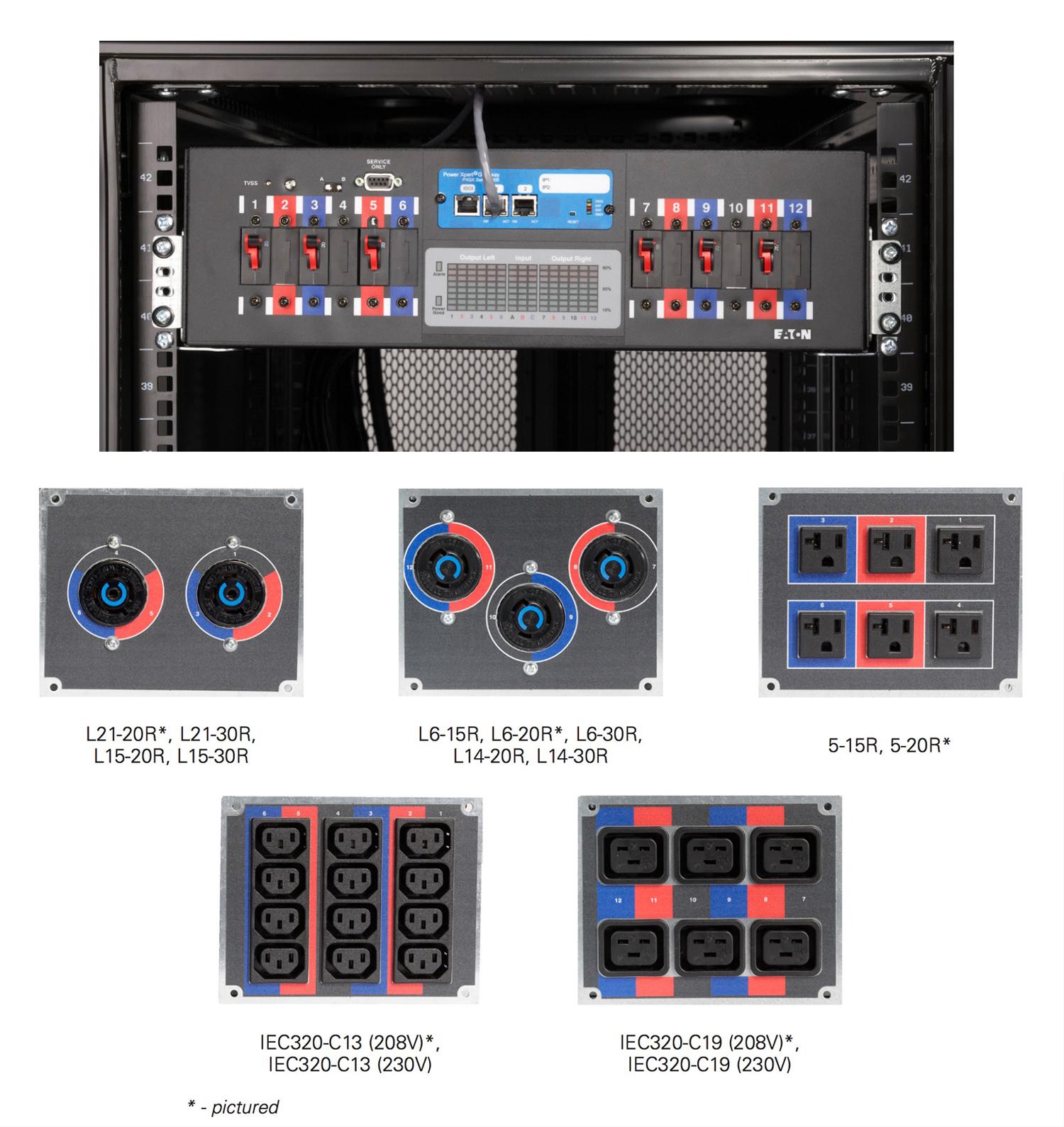 Eaton Rack Power Module RPM