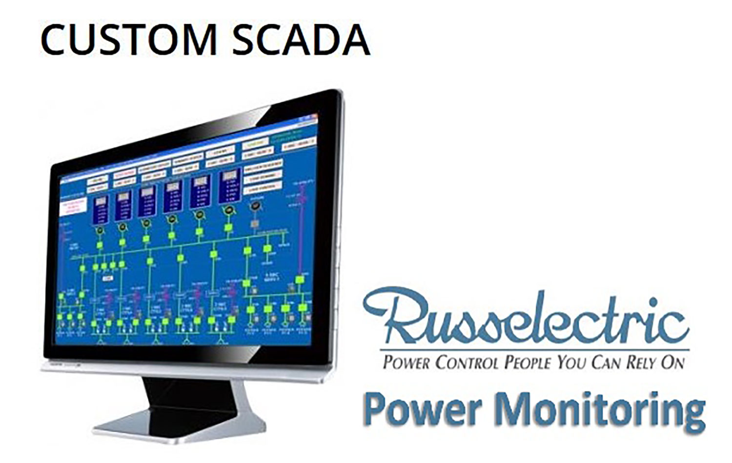 Russelectric Power Monitoring
