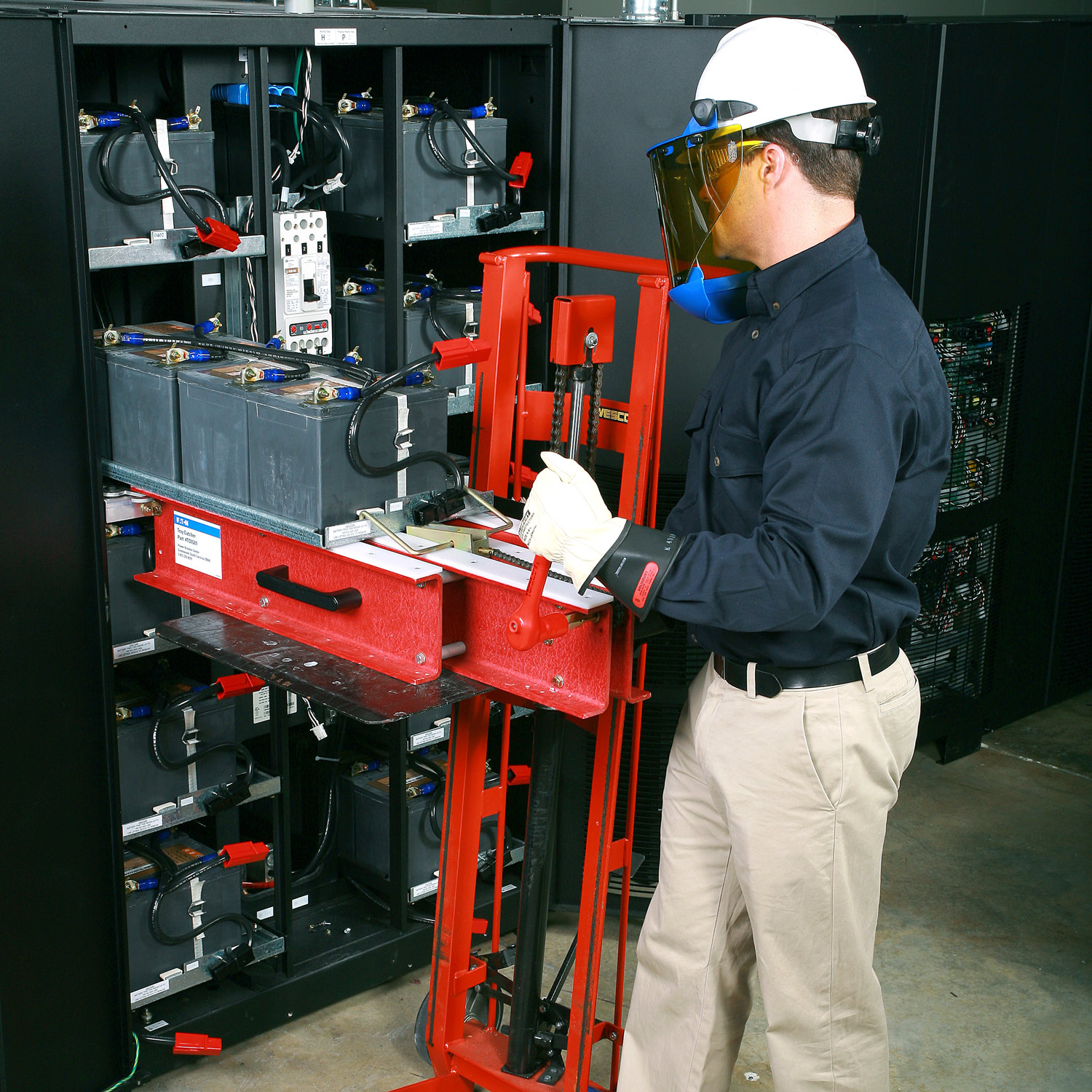 Integrated System Testing, Load Bank, Infrared Testing and