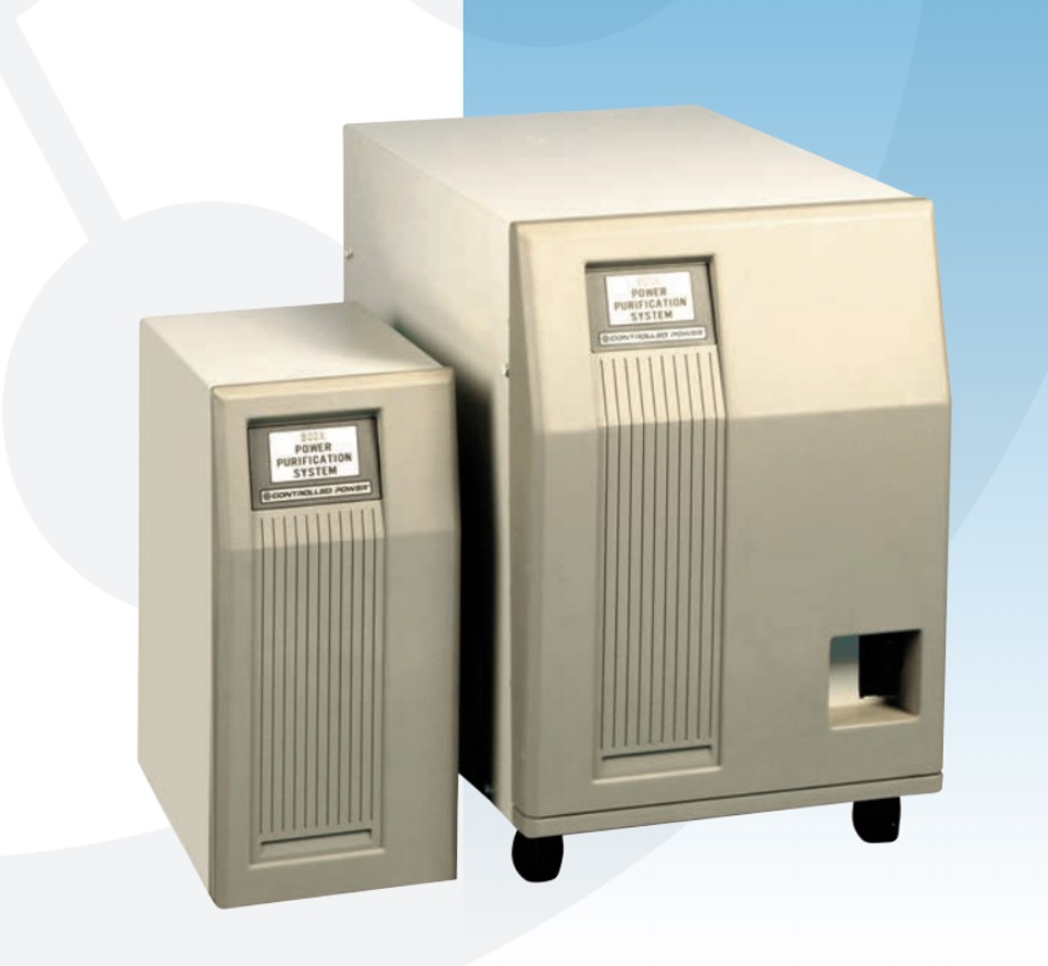 Commercial Power Purifier