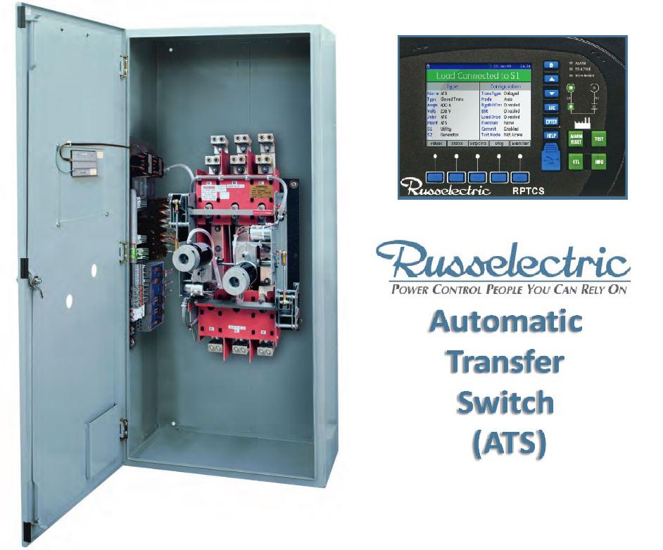 Russelectric ATS